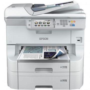 图片 爱普生WF-8593 A3+部门级彩色商用数码复合机